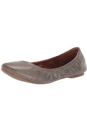Lucky Brand Damen Ballerinas - Damen Lucky Emmie Ballerinas, (American Navy/Leather)