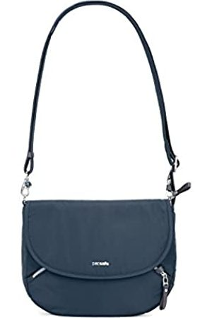 Pacsafe Stylesafe Crossbody Umhängetasche, kleine Anti-Diebstahl Tasche für Damen, Schultertasche mit Diebstahlschutz, Sicherheits-Features - 4 Liter, Uni
