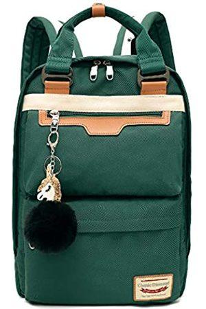 AO ALI VICTORY Backpack Purse for Women Waterproof Girls Bookbags Elementary School College Laptop Bag (Large)