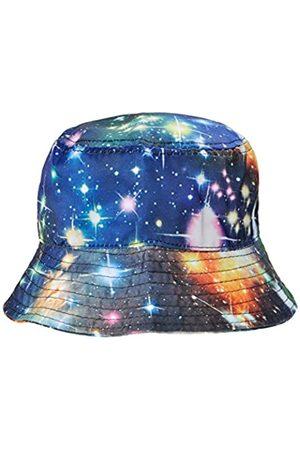 ZLYC Unisex Galaxy Bucket Hat Sommer Fisherman Cap für Männer Frauen - - Einheitsgröße