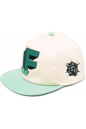 Formy Studio Baseballkappe mit Logo-Patch