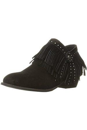 Very Volatile Women's Cassandra Ankle Bootie, Black
