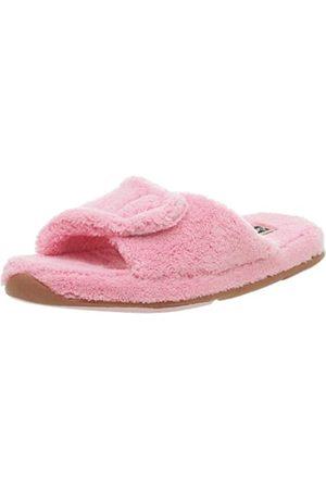 Deer Stags Damen Sandalen - Damen Pedi Slide, Pink (Rose)