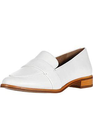 Aerosoles Damen Eden Loafer, (Weißes Leder)