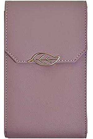 boshiho Damen-Handytasche, Kleine Umhängetasche Handy-Geldbörse Umhängetasche mit verstellbaren Riemen Mädchen