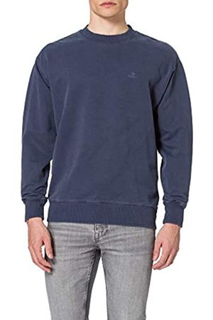 GANT Herren D2. Sunfaded C-Neck Sweat Sweatshirt