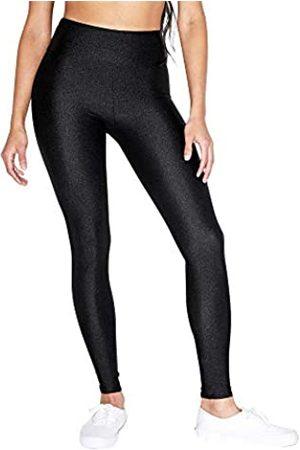 American Apparel Damen Nylon Tricot High Waist Leggings