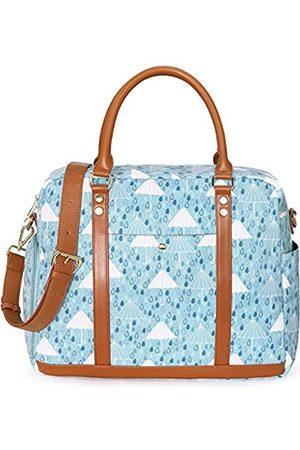 EssFeeni Weekender Tasche mit Schuhfach für Damen, wasserdicht