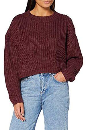 Urban classics Damen Ladies Wide Oversize Sweater Sweatshirts