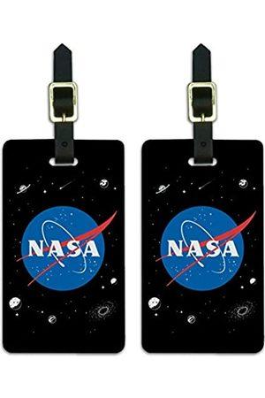 GRAPHICS & MORE Damen Reisetaschen - NASA Gepäckanhänger mit Meatball-Logo
