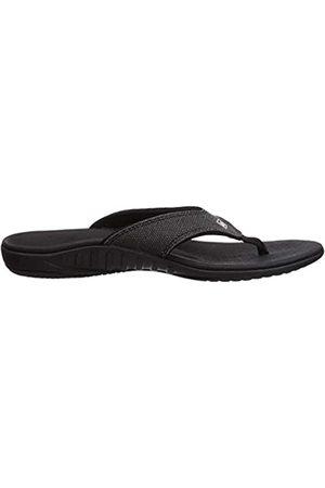 Spenco Herren Yumi Leather Sandale