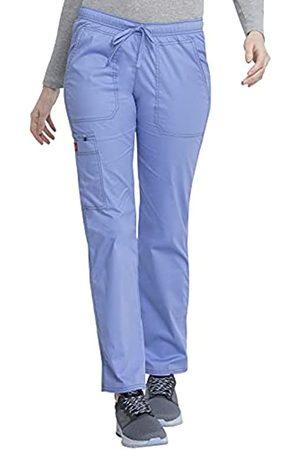 Dickies Damen Low Rise Straight Leg Drawstring Pant Medizinische Schlupfhose