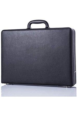 Feixueer Herren Laptop- & Aktentaschen - Business Herren Aktentasche aus Leder für Reisen, Vintage-Optik, organisierter Innenbereich