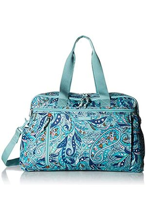 Vera Bradley Damen Reisetaschen - Damen Lighten Up Weekender Travel Bag, Polyester Wochenendtasche