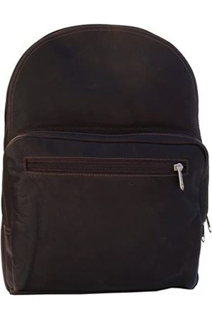 Piel Taschen - Traditional Backpack, Chocolate