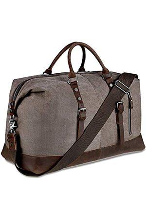 BLUBOON Herren Handtaschen - Reisetasche aus Segeltuch für Damen und Herren, Reisetasche