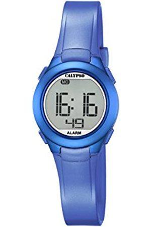 Calypso Uhren - Unisex Digital Quarz Uhr mit Plastik Armband K5677/5