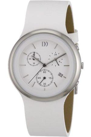 Danish Design Damen Uhren - Damen-Armbanduhr Analog Leder 3324425