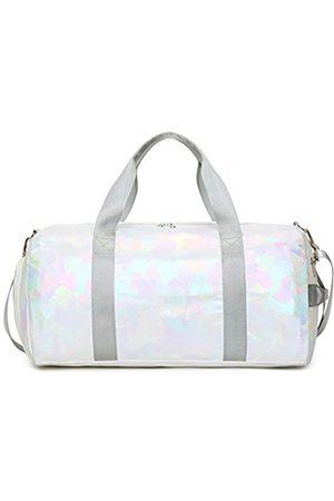 BLUBOON Damen Reisetaschen - Sport Gym Duffle Reisetasche für Herren Damen mit Schuhfach