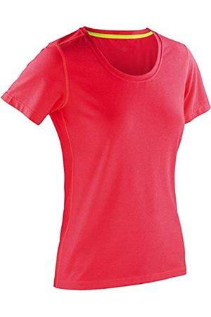 Result Damen Spiro Shiny Marl T T-Shirt