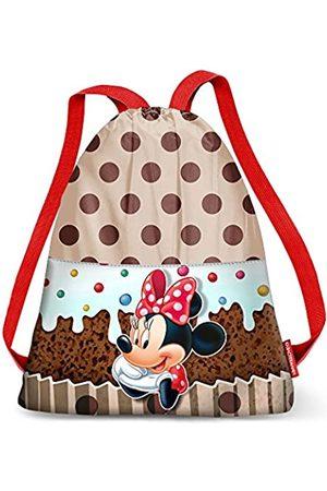 KARACTERMANIA Minnie Mouse Muffin-Strap Drawstring Bag Turnbeutel