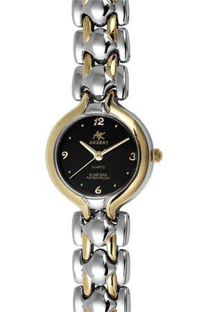 Akzent Damen-Uhren mit Metallband SS7111000040