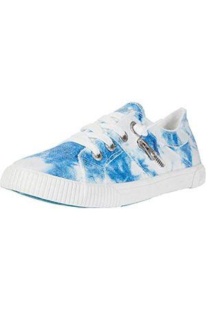 Blowfish Damen Fruit Sneaker, Salzwasser-Leinwand, Cremefarben