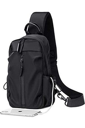 AUTUS Brusttasche Crossbody Sling Bag Outdoor Sport Reisen Wandern Tasche Wasserdicht