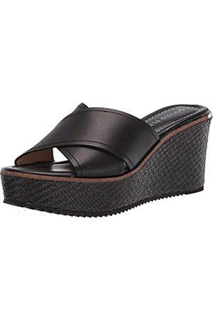 Donald J Pliner Damen IDEAL-01 Keilabsatz-Sandale