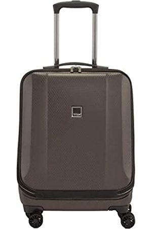 "Titan Valise trolley business ""Xenon Deluxe"" marron Koffer, 55 cm"
