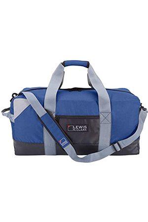 Lewis N. Clark Strapazierfähige große Reisetasche für Damen und Herren, Handgepäck, Sporttasche, Daypack, Ditty Bag & Reiserucksack, Alternative mit Neopren-Ausrüstungstasche