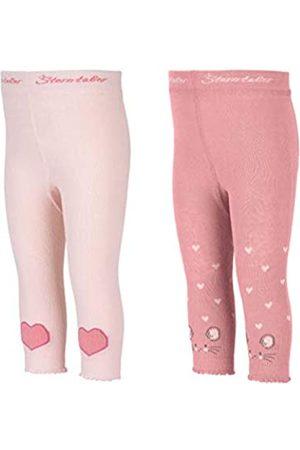 Sterntaler Baby-Mädchen Leggins DP Herz/Maus 8662120 Leggings