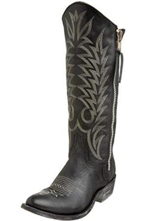 Old Gringo Damen L340-1 Razz Stiefel mit Reißverschluss
