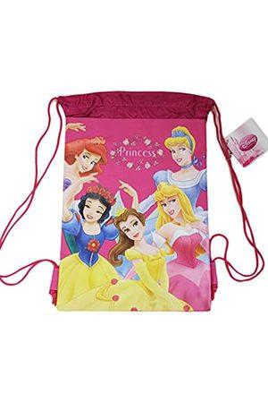 Princess Disney Rucksack mit Kordelzug in Hot Pink