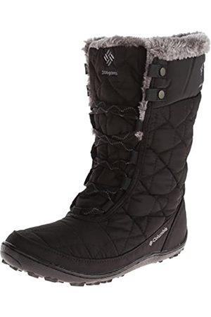Columbia MINX MID II OMNI-HEAT, Damen Langschaft Stiefel, (Black/Charcoal 010)