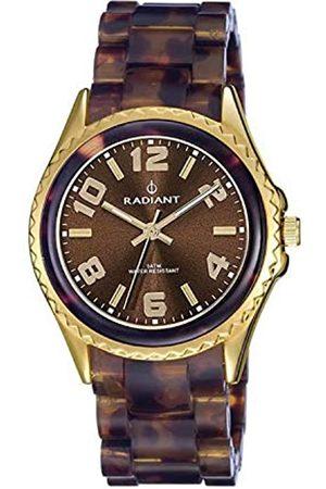 Radiant Damen Analog Quarz Uhr mit Polycarbonat Armband RA239204