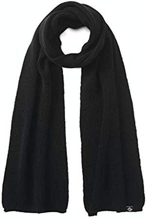TOM TAILOR Herren Basic Schal, 29999-Black