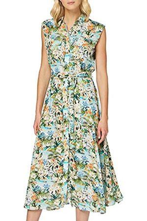 Mavi Damen Sleeveless Dress Lässiges Kleid