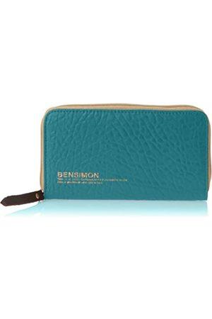Bensimon Leather Aspekt Reißverschlusstaschen für Wallet, Geldbörse