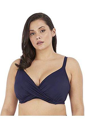 Elomi Plus Size Magnetic Wrap Underwire Bikini Top