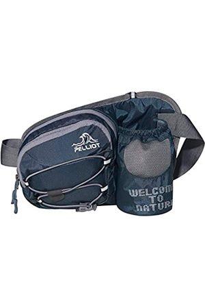 PELLIOT Gürteltasche zum Wandern, mehrere Taschen mit Wasserflaschenhalter für Outdoor, Wandern, Laufen, Reisen, Wandern