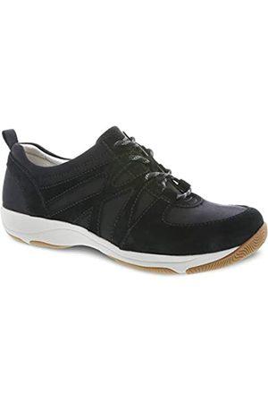 Dansko Women's Hatty Black Sneakers 9.5-10 M US