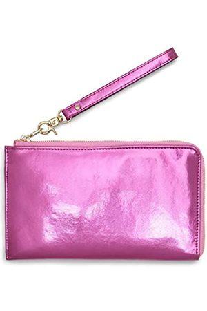 BAN DO Reisebrieftasche für Damen, Reisebrieftasche, Reisepass & Karten/Ausweishalter mit abnehmbarer Handschlaufe