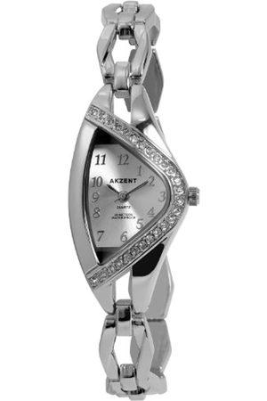 Akzent Damen-Uhren mit Metallband SS7122500070