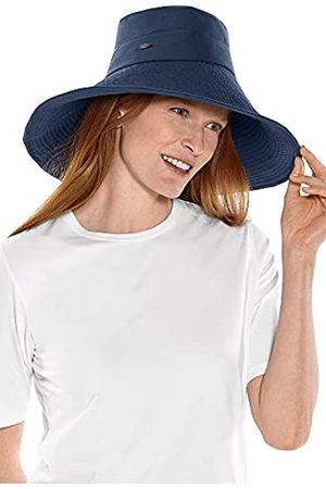 Coolibar UPF 50+ Damen Brittany Strandhut – Sonnenschutz - - Einheitsgröße