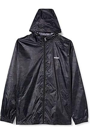 Regatta Mens Printd Pack It Shell Jacket