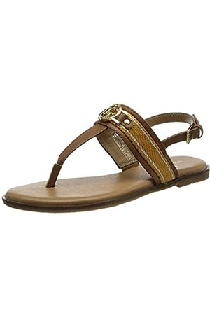 TOM TAILOR Damen 1193904 Flache Sandale