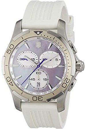 Victorinox Damen-Armbanduhr Classic Chronograph Kautschuk 241352