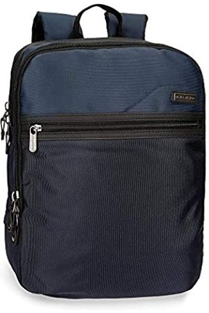 Roll Road Stock Laptop-Rucksack 27x36x12 cms Polyester 13