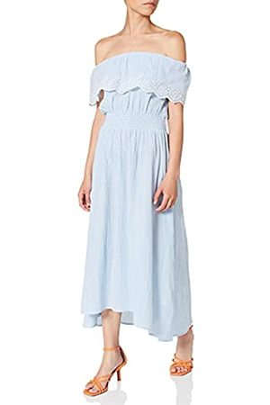 Springfield Damen Vestido Bordado Kleid